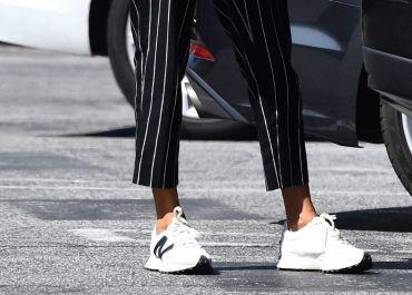celebrities sneakers