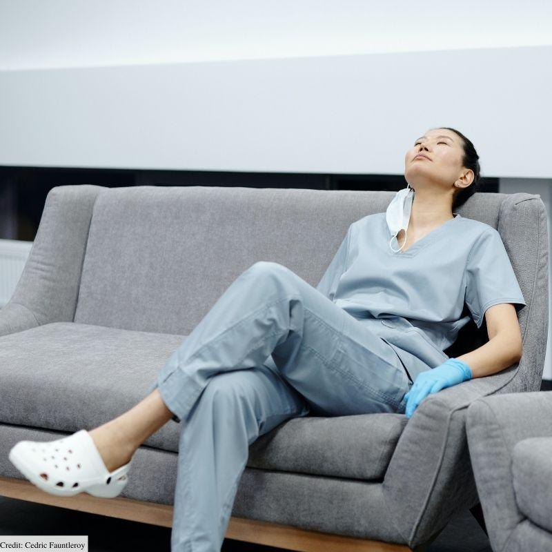 coping techniques nurses