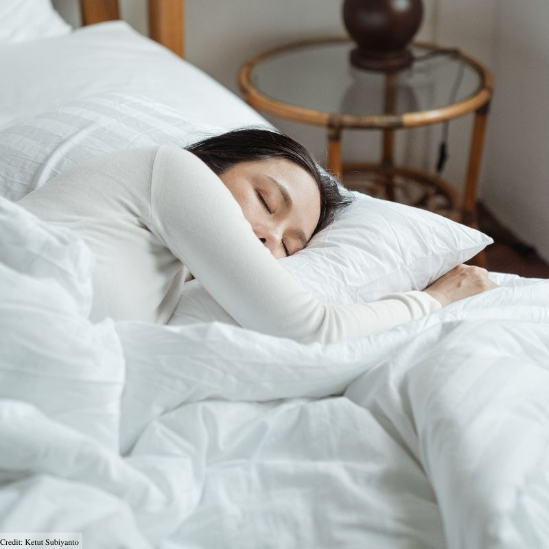 importance of sleep to overall health