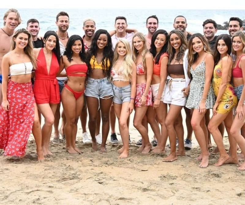 bachelor in paradise cast