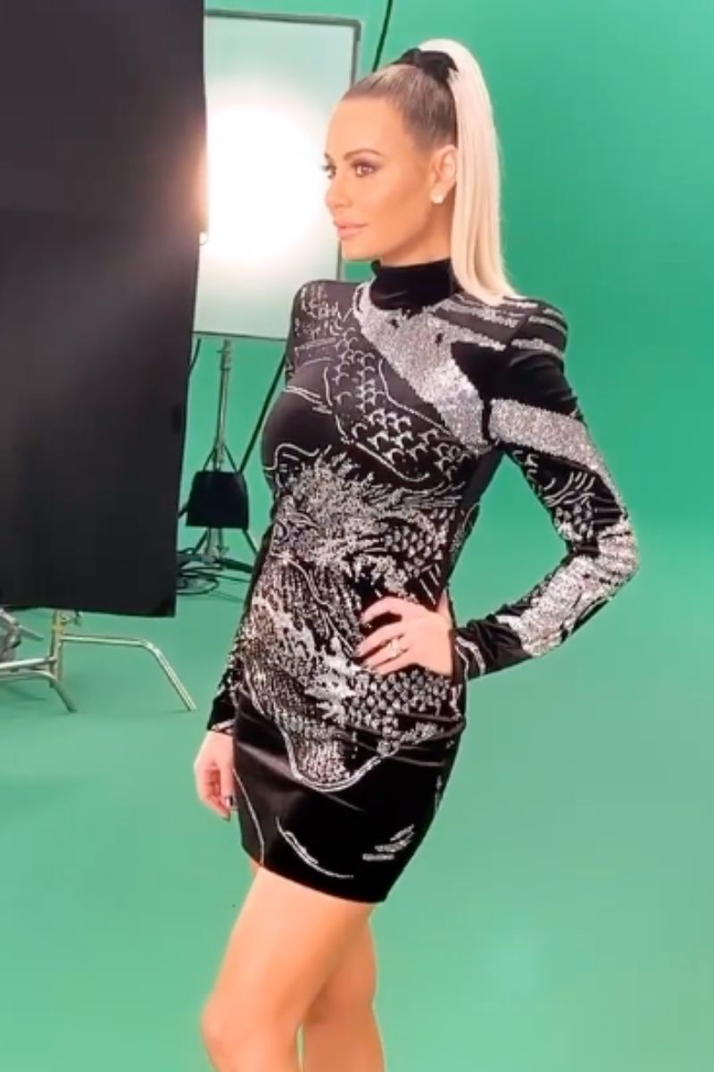 dorit kemsley real housewives outfits