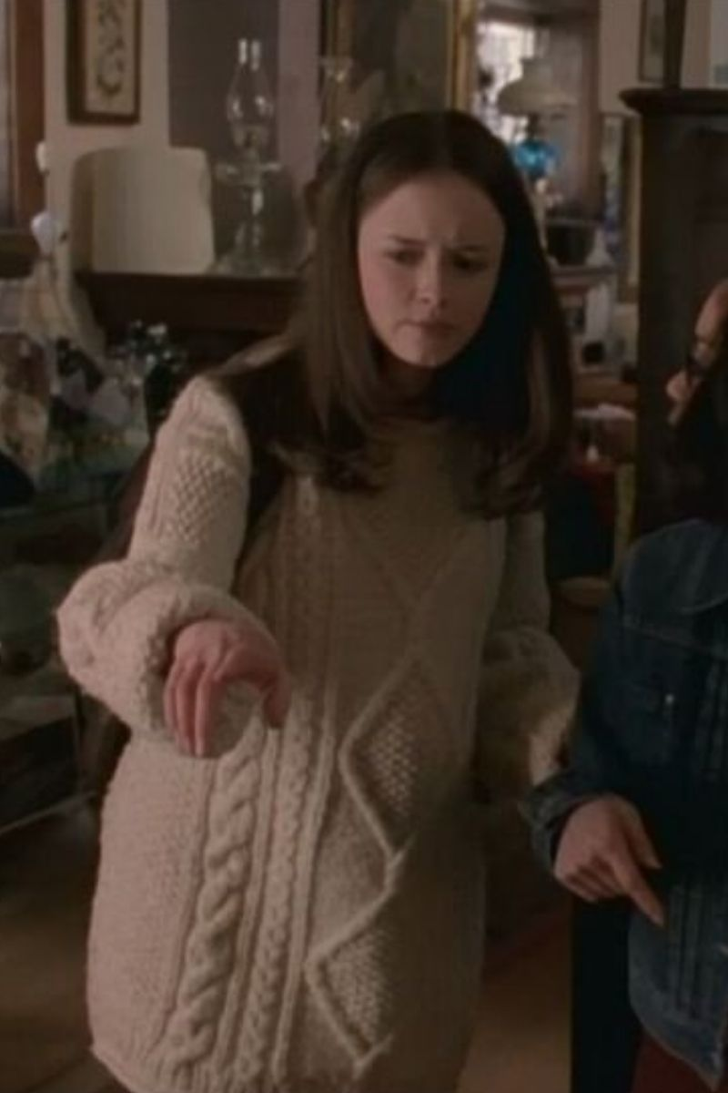gilmore girls rory outfits