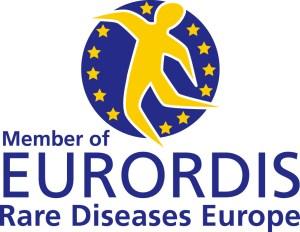 Miembro asociado de EurRDis, European Rare Diseases Organizations
