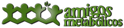 Logotipo de AMAM, Asociación Mexicana de Amigos Metabólicos