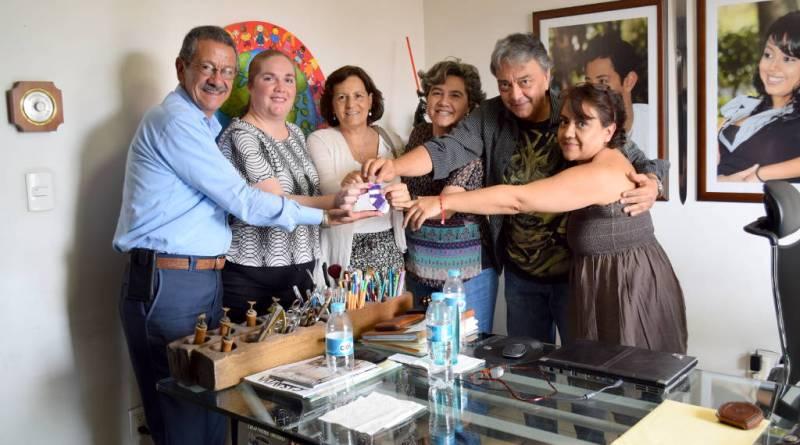 Con Amor Vencerás AC, Consejo Mexicano de Certificación en Pediatría y FEMEXER en reunión con funcionarios del IMSS sobre la atención a niños prematuros