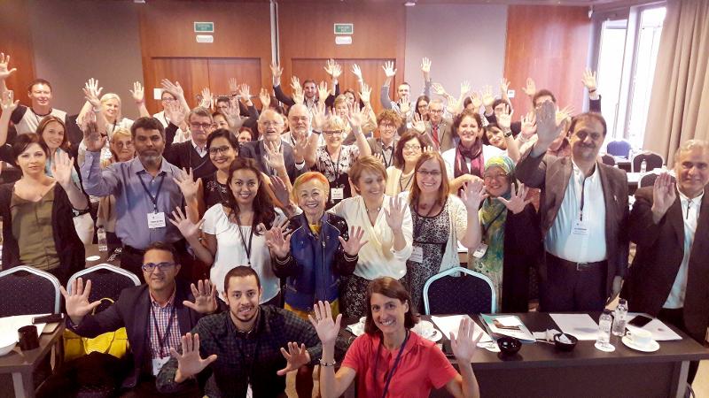 FEMEXER en 3a reunión anual de RDI en Barcelona 2017