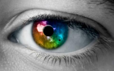 Ceguera al color completa o incompleta