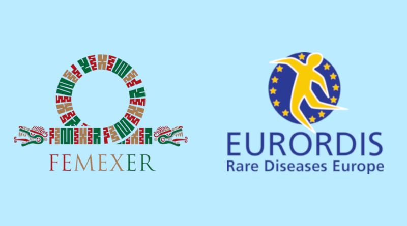 FEMEXER trabaja en alianza con EURORDIS, Rare Diseases Europe