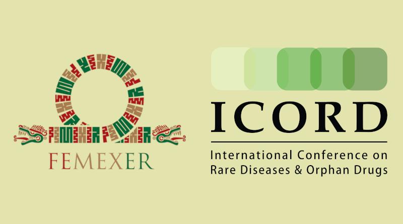 FEMEXER trabaja en alianza con ICORD, Conferencia Internacional de Enfermedades Raras y Medicamentos Huérfanos
