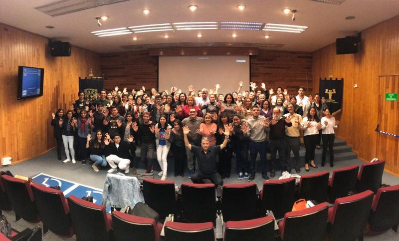 Todos somos #FEMEXER #RDD #AcceSalud #DíaMundialdelasEnfermedadesRaras #RareDiseaseDay #RareDiseaseDay2019 #UNAM #EnfermedadesRaras #MedicamentosHuérfanos