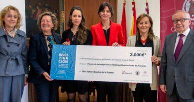 Un estudio de células de leucemia gana el premio de Medicina Personalizada de Precisión