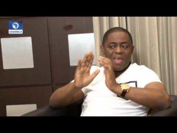 Femi Fani-Kayode Speaks On EFCC Ordeal Pt 1