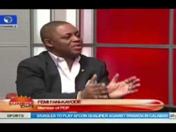 CHIEF FEMI FANI KAYODE SPEAKS ON THE OSUN GOVERNORSHIP ELECTION