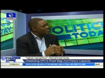 PDP Is A Sad Testimony Of Everything Wrong About Nigeria -- Fani-Kayode. Pt1