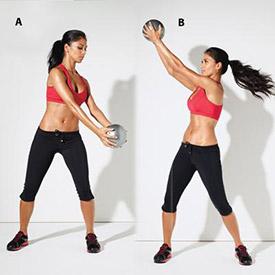 Упражнения на Nicole Scherzinger
