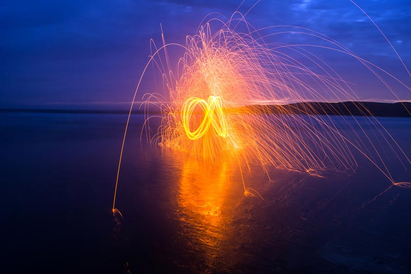 Elements on Fire