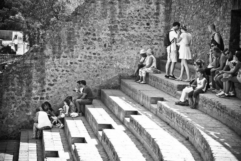 Not Pompeii