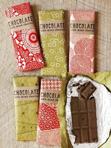 chocoladerepen pinterest