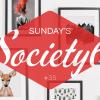 Sunday's Society6 #35 | Happy holidays