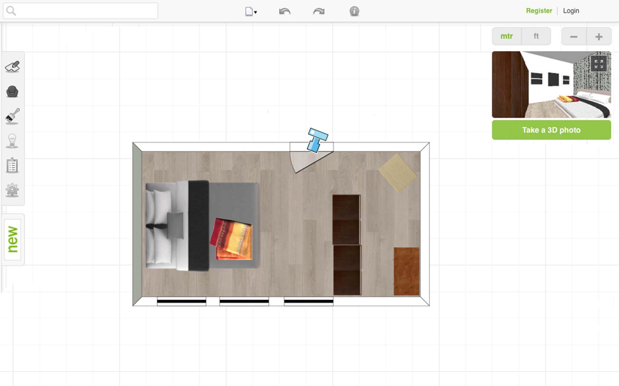Woonkamer Digitaal Inrichten : Tools voor het inrichten van je huis u femke t