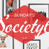 Sunday's Society #41 | Seaside