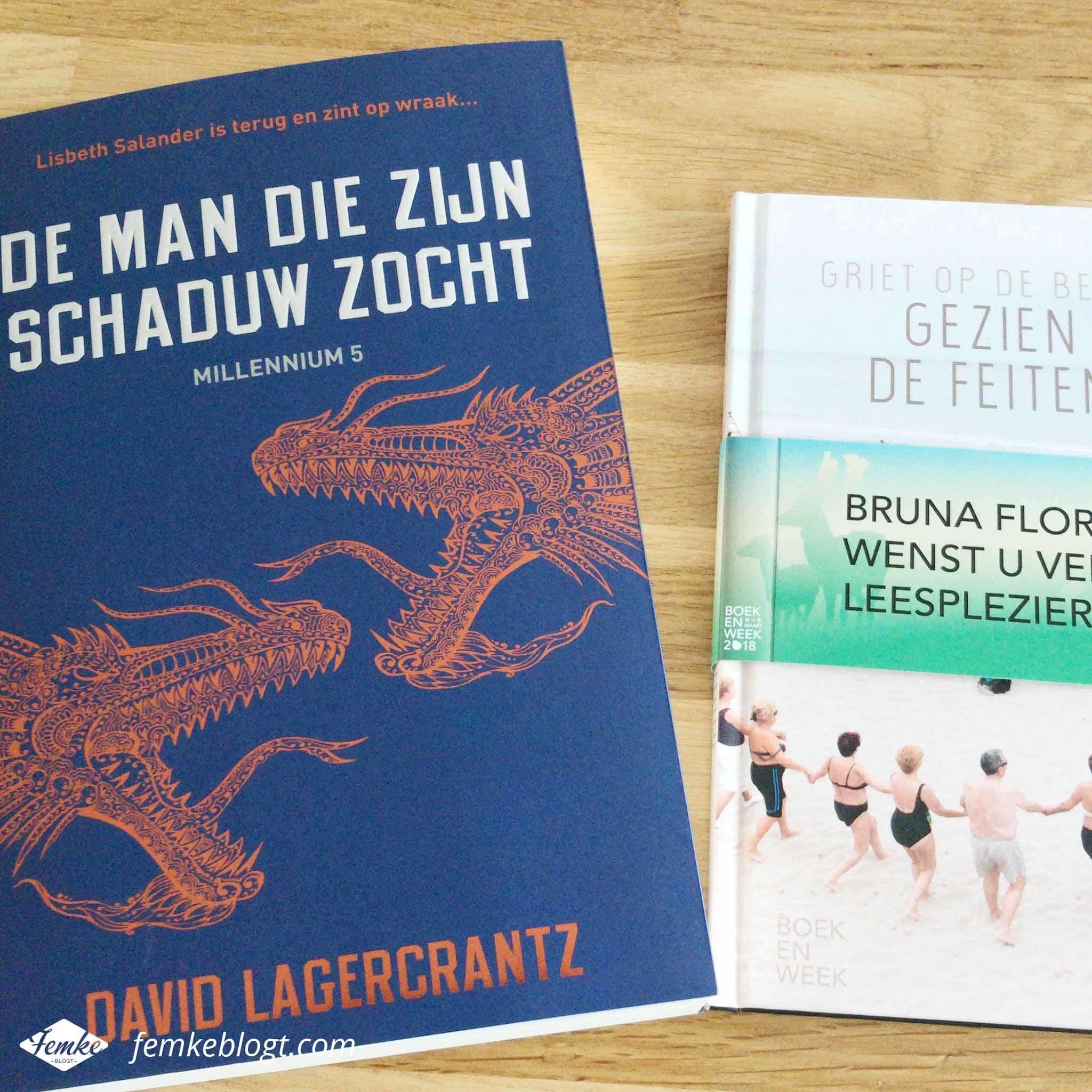 Maandoverzicht maart | Boekenweekgeschenk