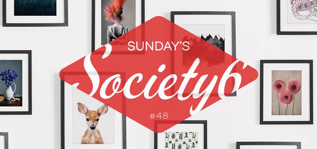 Sunday's Society6 #48   Huizen