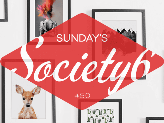 Sunday's Society6 #50 | Terugblik