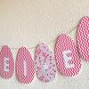 DIY paasslinger | Maak gemakkelijk deze snelle paasslinger DIY