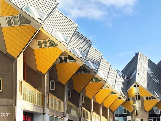 Maandoverzicht november | Kubuswoningen Rotterdam