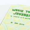Wreck my journal | Title page