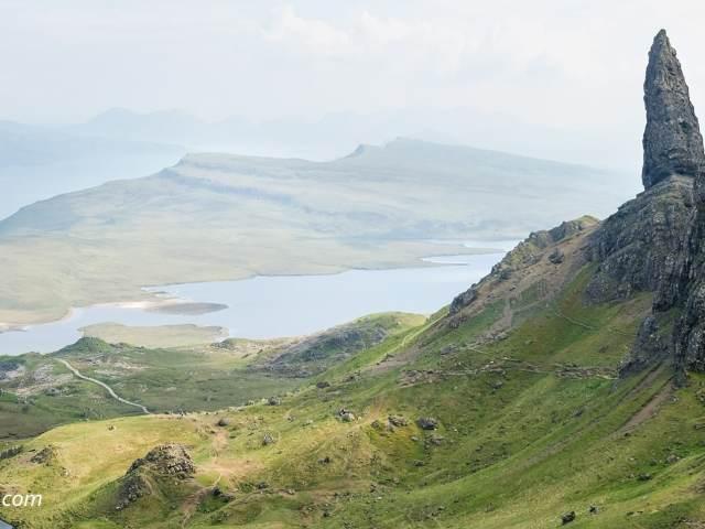 Maandoverzicht mei | Vakantie in Schotland, hiken bij de Old Man of Storr