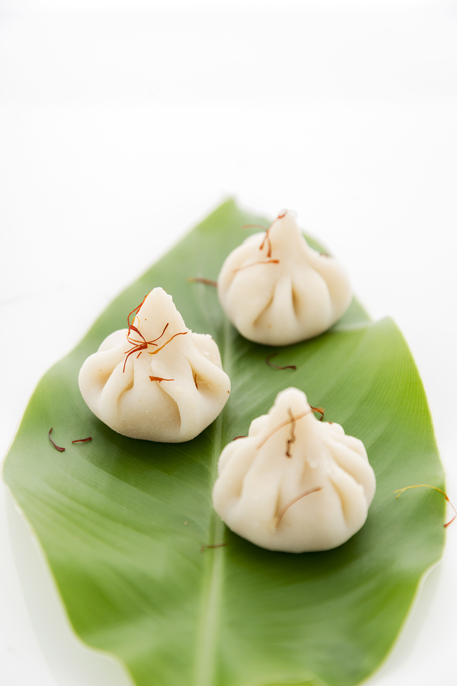 Ganesha Chaturthi meal plan - Modak