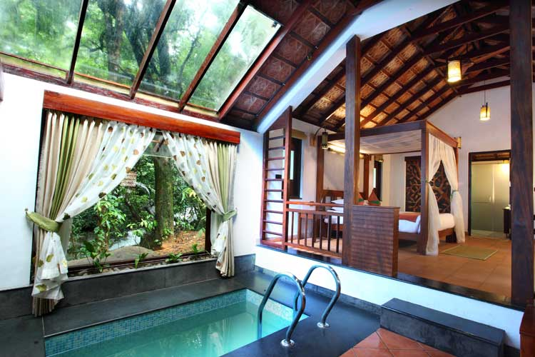 Best treehouse resort - Vythiri resort