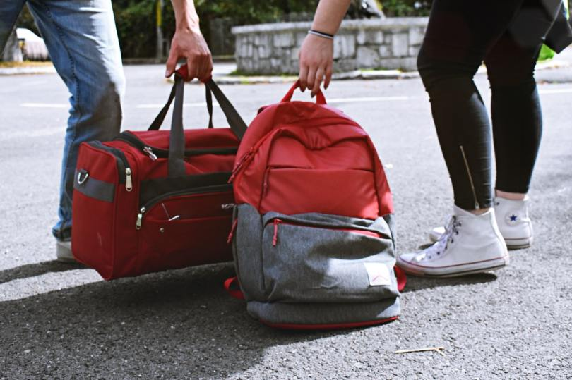 overnight duffel bag
