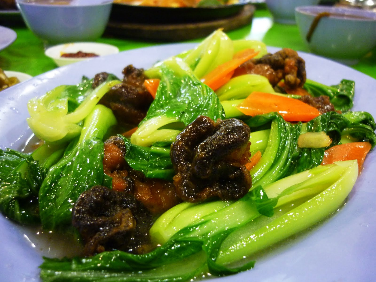 Femme hub about being a vegetarian not all food without meat is chinese vegetarian food forumfinder Choice Image