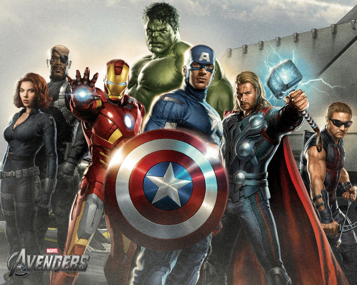 Super Hero Movie Avengers Finally Premiers In Kenya