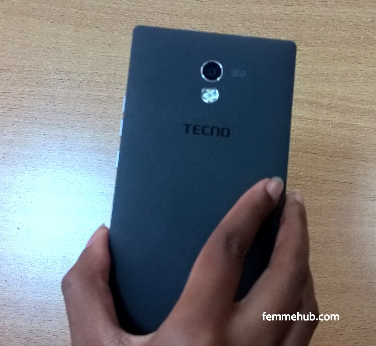 The Tecno Camon C9 - What You'll Find In The Box