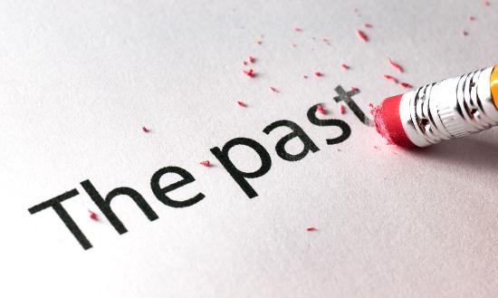Erase Past