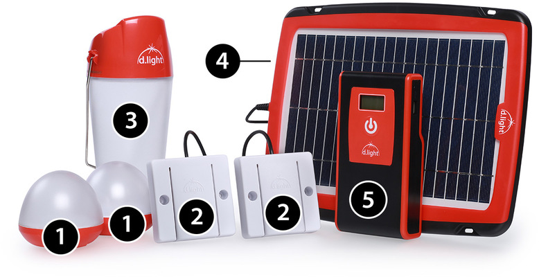 Rural Energy Solutions Go A Step Further With d.light X850