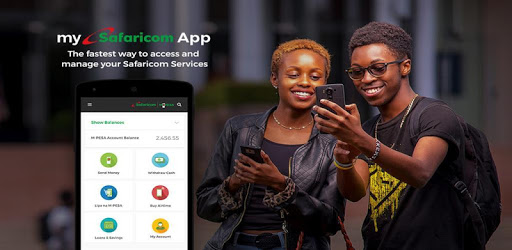 My Safaricom App