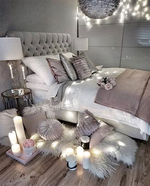 Idee Deco Chambre Adulte Romantique 25 Idees Canons