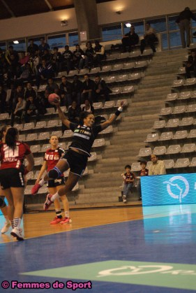 Amélie Goudjo, Issy paris Hand, Handball Féminin, Handball, LFH, Ligue Féminine de Handball