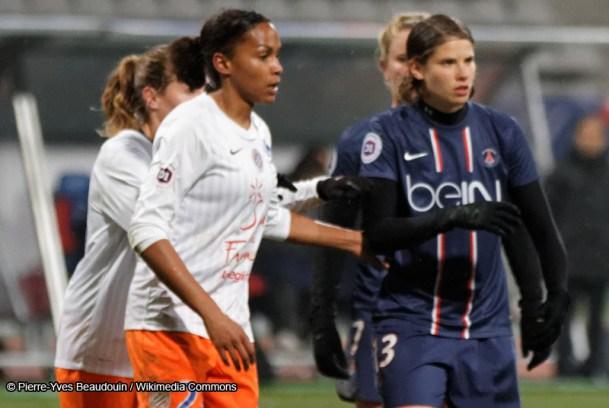 Football - Montpellier - Marie-Laure Delie