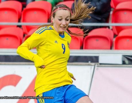 Football - Suède - Kosovare Asllani