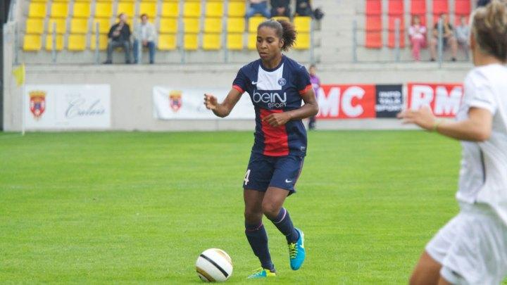 Football - PSG féminin - Laura Georges