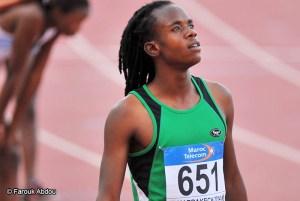 Athlétisme - Marakech 2014 - Kabenga Mupopo