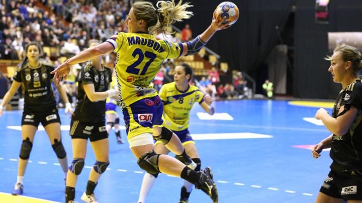 Handball - Union Mios Biganos-Bègles - Marion Maubon