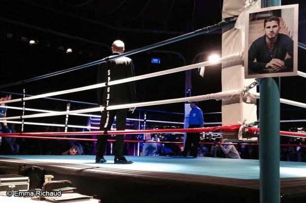 Boxing Beats - Mars 2015 - Hommage à Alexis Vastine