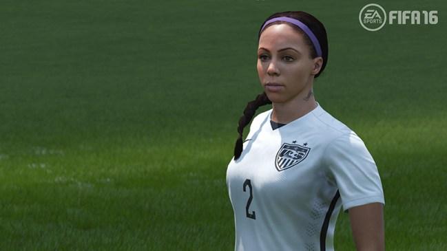 FIFA 16 - USA - Sydney Leroux